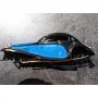 Exhaust Pot Bugatti T46 Superprofile - White Metal - 1:43